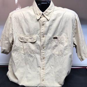 Carhartt XL Casual Short Sleeve Shirt